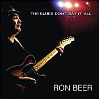 Blues Don't Say It All CD