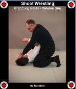Grappling Holds Book